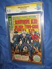 MIGHTY MARVEL WESTERN 1 CGC 92 SS Signed by Stan Lee Rawhide Kid Colt Two Gun