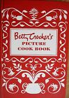 BETTY CROCKERS PICTURE COOK BOOK Cookbook HB 1998 Facsimile of 1950 Edition