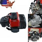 Complete Engine 50CC 2 Stroke Pocket Pit Dirt Bike Scooter Motorcycle Go Kart US