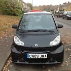 2009 Mhd Smart Car Fortwo 80 Cdi Automatic 80 + to a Gallon  000 Road Tax