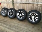 Mercedes GLC Alloy Wheels Winter Tyres Set
