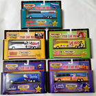 Matchbox Collectibles 1999 Star Car Bus Collection Complete Set Of 5 MIB