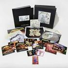 Metallica And Justice For All vinyl Super Deluxe 6 LP / 11 CD / 4 DVD Box Set +1