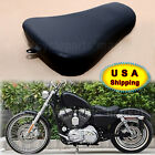 Motorcycle Solo Seat Front Driver Cushion For Harley Sportster Forty XL1200 883