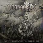 Voodoo Six-Songs To Invade Countries To CD NEW