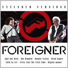 FOREIGNER-EXTENDED VERSIONS II CD NEW