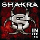 Shakra-Infected CD NEW