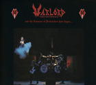 WARLORD-AND THE CANNONS OF DESTRUCTION HAVE BEGUN CD NEW