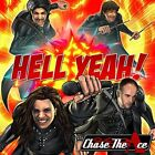 Chase The Ace-Hell Yeah! CD NEW