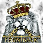 FRONTBACK-HEART OF A LION CD NEW