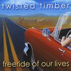Twisted Timber-Freeride of Our Lives CD NEW