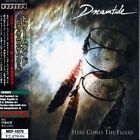 DREAMTIDE-HERE COMES THE FLOOD CD NEW
