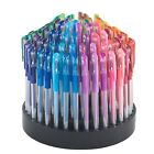 ECR4Kids GelWriter Colorful Gel Pens Set in Rotating Stand 100 count