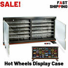 Authentic Hot Wheels 50th Anniversary Display Case w 83 Chevy Silverado Vehicle