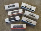 SET OF 7 N SCALE SOUTHERN PACIFIC TRAIN SET