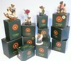 new old stock BOYD'S BEARS SALES RIOT #2 --  12 CLASSIC BEARS in ORIGINAL BOXES