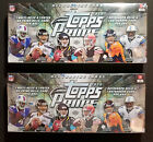 2 Boxes 2014 Topps Prime Football Factory Sealed Hobby Boxes - 4 Hits Per Box