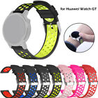 Replacement Sport Silicone Classic Band Strap Wristband For Huawei Watch GT