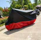 Motorcycle Cover For Suzuki GS1200SS GS 1200 SS Bike UV Dust Protector L R