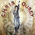 CHRIS OUSEY - RHYME & REASON  CD NEW+
