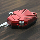 Motorcycle key lid colored accessories electric door lock with key shell cover