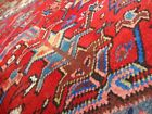 Stunning C 1900 Serapi Heriz Antique Persian Exquisite Hand Made Rug 9x12
