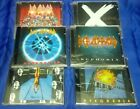 DEF LEPPARD-6CD Set-X/Euphoria/Adrenalize/Pyromania/High`n`Dry/Songs from the Sp