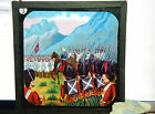 Victorian Glass Magic Lantern slide Military north West frontier a3  bx1 .