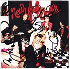 NEW YORK DOLLS Cause I Sez So FULLY SIGNED - David Johansen CD Sylvain AUTOGRAPH