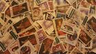 US Used Canceled Postage Stamps 50 Different Christmas Holiday Stamps
