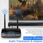265ft Bluetooth 50 Extender Wireless Transmitter Receiver HD Audio Adapter