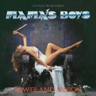 MAMA'S BOYS - POWER AND PASSION  CD NEW+