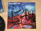 Kataklysm Signed CD - Sorcery/Original Autographed Nb 108-2 in VG+ +