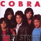 COBRA - FIRST STRIKE  CD NEW+