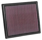 K&N Filters 33-5030 Air Filter Fits 15-18 GMC Canyon/Chevrolet Colorado