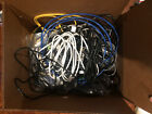 Big Lot of Laptop Power Adapters Chargers Cords Ethernet Cables RAM