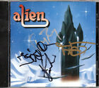 Alien - S/T Jim Jidhed Signed by 4 Glory Stage Dolls AOR Masterpiece RARE