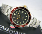 TAG HEUER Professional 1000 Mens Vintage Submariner Watch Swiss Made 980.020