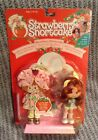 Vintage 1991 Strawberry Shortcake Berry Beauty Shop Doll NOS Sealed THQ # 10004