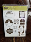 Stampin Up Clear Mounted Stamps Free Ship With Purchase Of 3