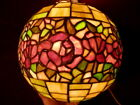 VINTAGE LEADED STAINED GLASS 10