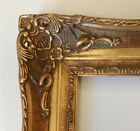 Picture Frame 5x7 Vintage Antique Style Baroque Bronze Gold Ornate w GLASS 7850