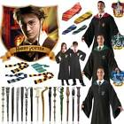 Harry Potter Cosplay Kostüm Umhang Gryffindor Hufflepuff Slytherin Ravenclaw