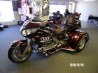 2006 Honda Gold Wing 2006 HONDA GOLDWING GL1800 W 2014 CHAMPION SIDECAR TRIKE CONVERSION IN RED