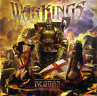 Warkings ‎– Reborn 2018 COLLECTOR'S SEALED CD! FREE SHIPPING!