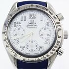 Authentic estate Omega Speedmaster automatic stainless steel wristwatch
