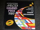 International Melodi Grand Prix 1989.Very Rare pop cd.Tommy Nilsson.22 tracks