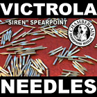 1000 Spearpoint CHAMBERLAIN NEEDLES for Phonographs Victrola  old Gramophones