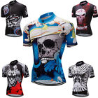 2019 Unisex Cycling Jerseys Retro Road Pro Clothing MTB Short Sleeve Racing Bike