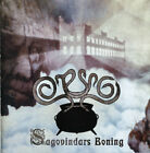 Otyg ‎– Sagovindars Boning RARE COLLECTOR'S NEW CD! FREE SHIPPING!